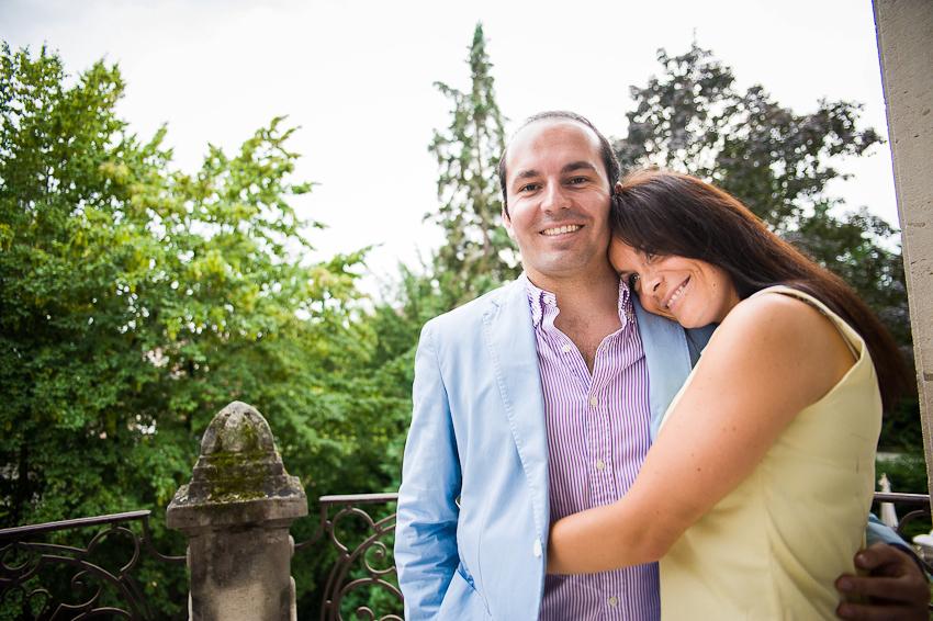 Séance Couple Julia et Guillaume à Dijon - Photographe Mariage Dijon et Lyon