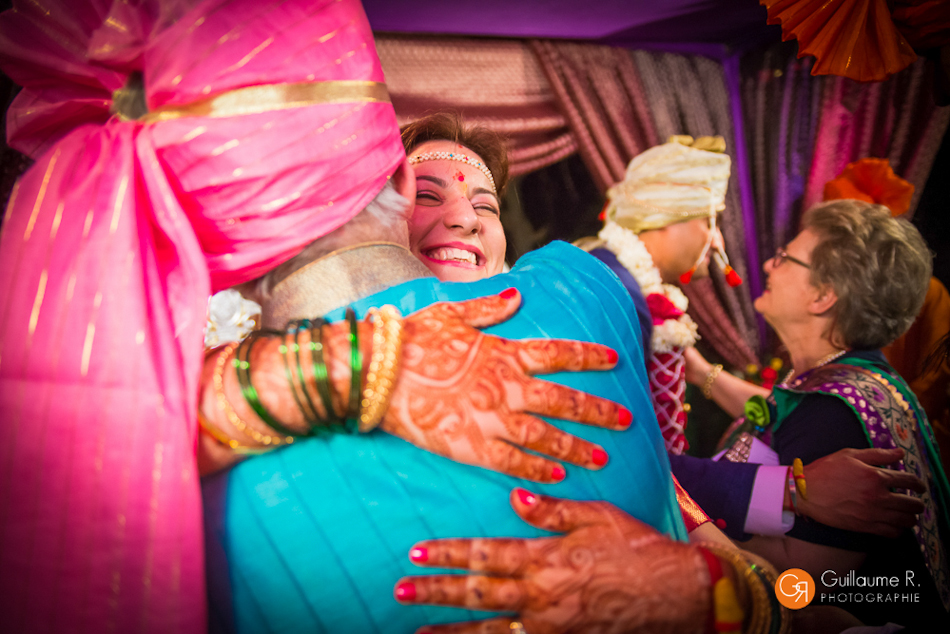 Mariage Guillemette et Abhishek en Inde - Photographe Mariage Dijon et Besancon