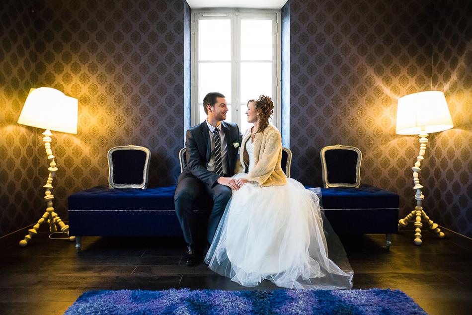 Mariage Dorothée et Adrien au Château de Saulon - Photographe Dijon et Beaune