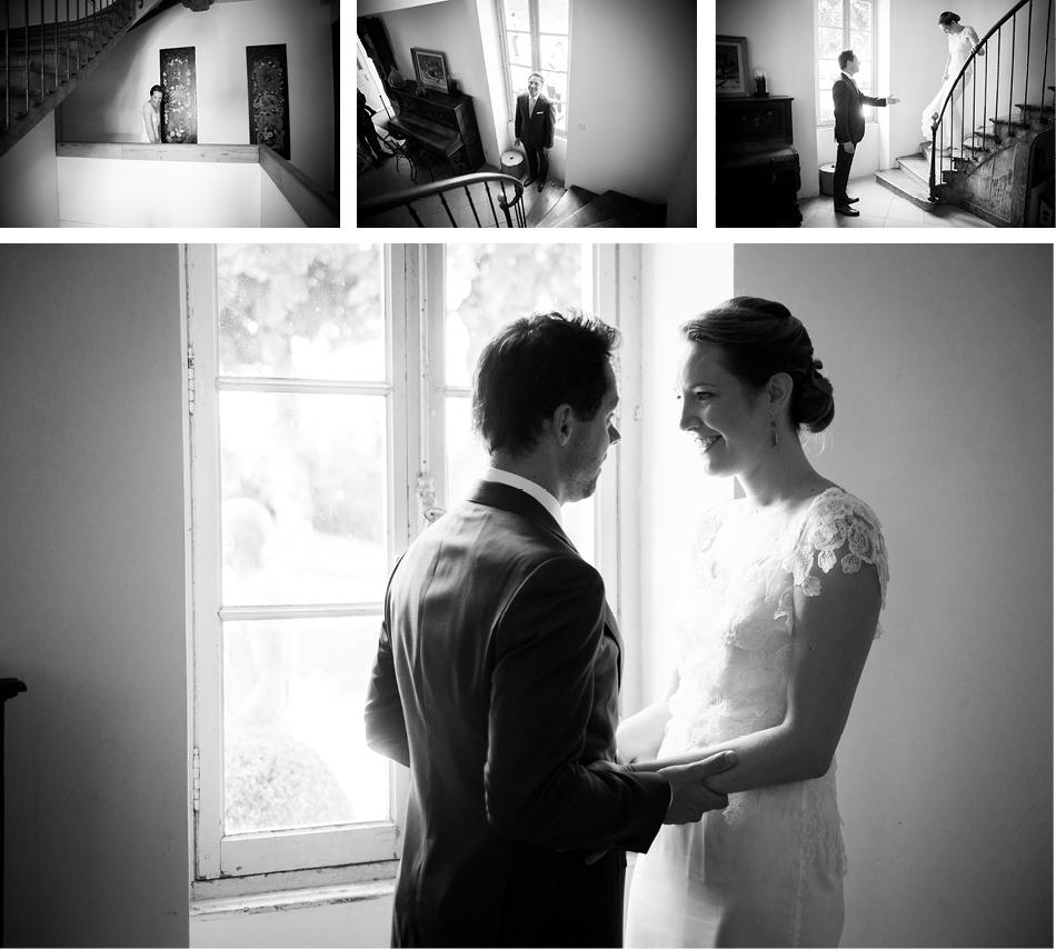 Mariage de Sanne et Erik au Château de Barbirey - Photographe Dijon et Beaune